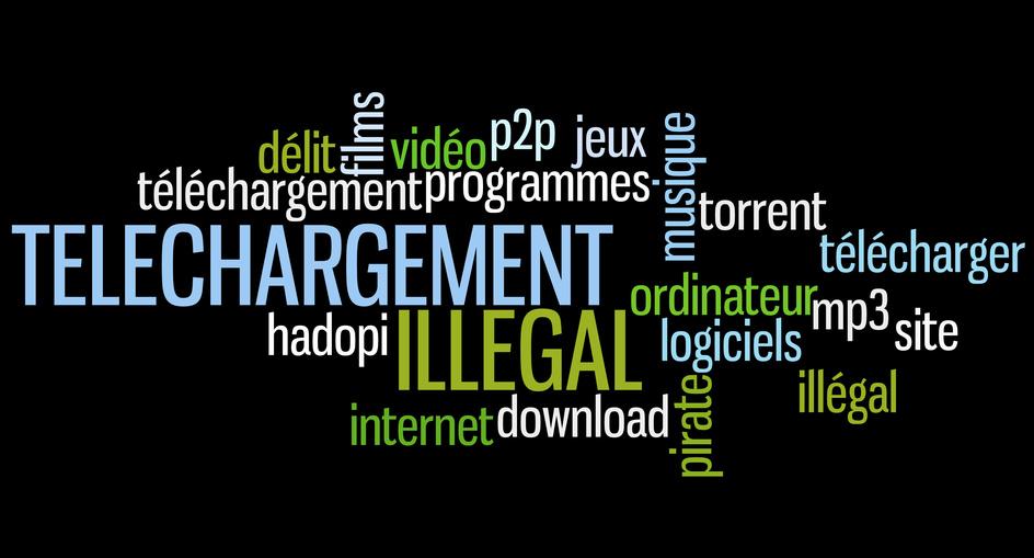Porn illégal sur internet