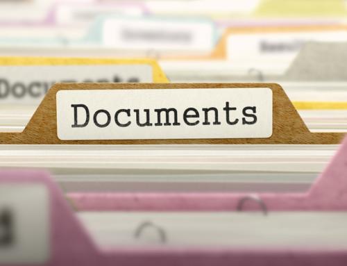 Les archives publiques, une notion à intégrer