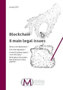 page-garde-livre-blanc-mathias-avocats-blockchain
