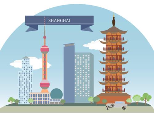 Photo de Shanghai, technologies et vie privée